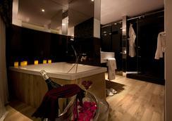안바 비앤비 디럭스 - 바르셀로나 - 욕실