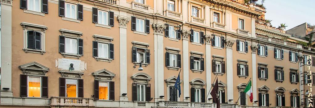 그랜드 호텔 플라자 - 로마 - 건물