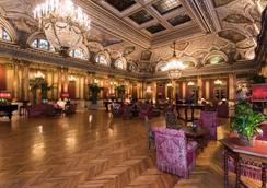그랜드 호텔 플라자 - 로마 - 로비