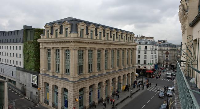 호텔 리치몬드 - 파리 - 건물