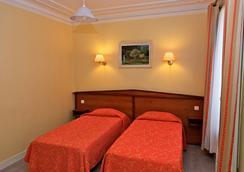호텔 리치몬드 - 파리 - 침실