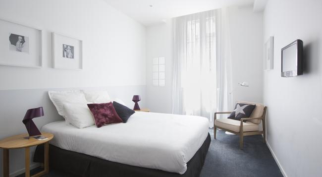 Hotel La Cour Carrée - 보르도 - 침실