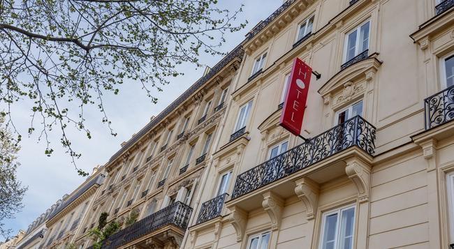 호텔 몽플류리 - 파리 - 건물