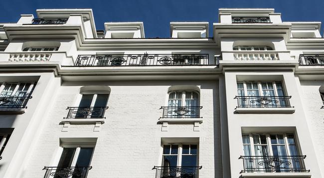 르 제너럴 호텔 - 파리 - 건물