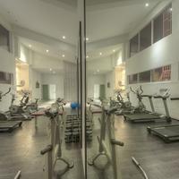 아레나 스타 호텔 Fitness Facility