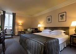 빌라 D 이스트리스 호텔 - 파리 - 침실