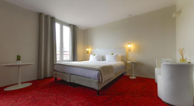 르 콰티어 버시 스퀘어 호텔 - 파리 - 침실