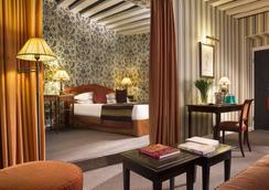 호텔 레지던스 데 아트 - 파리 - 침실