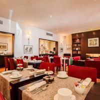 루즈벨트 호텔 Breakfast Area