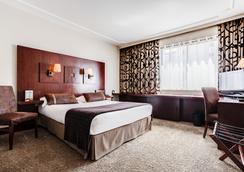 루즈벨트 호텔 - 리옹 - 침실