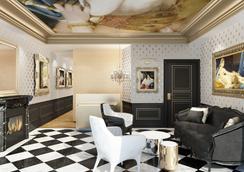호텔 에펠 프티 루브르 - 파리 - 로비