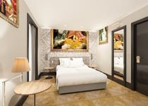 호텔 에펠 프티 루브르