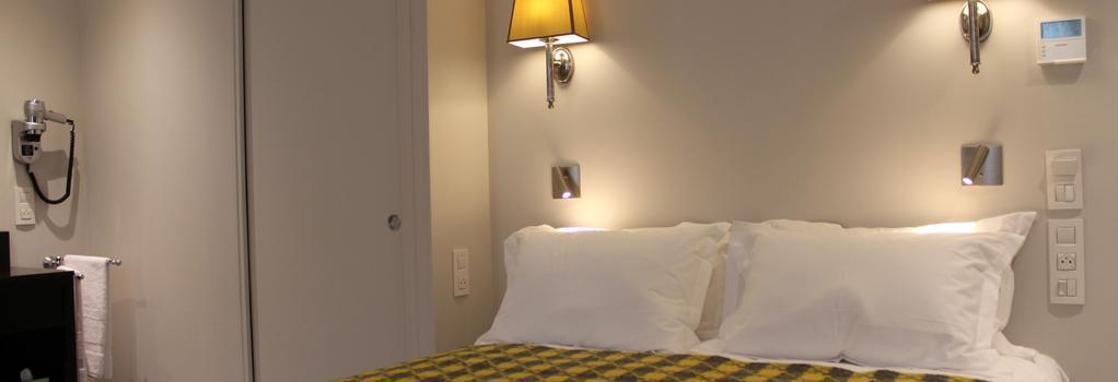 마이 홈 인 파리스 - 파리 - 침실