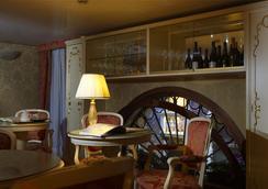 호텔 베허 - 베네치아 - 라운지