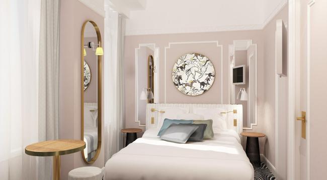 Hôtel Pastel Paris - 파리 - 침실