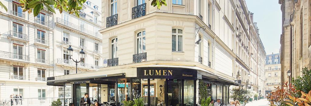 호텔 루멘 - 파리 - 건물