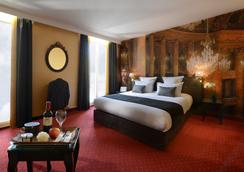 호텔 르 베르사이유 - Versailles - 침실