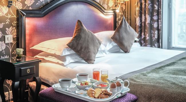 로얄 세인트 저메인 호텔 파리 - 파리 - 침실