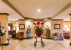 Hotel Granduca Houston - 휴스턴 - 로비
