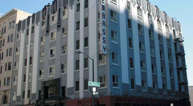 엠버시 호텔 - 샌프란시스코 - 건물