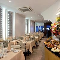 오를라 코파카바나 호텔 Restaurant