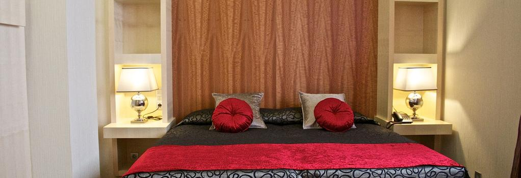 Hotel MIM Sitges - 시체스 - 침실