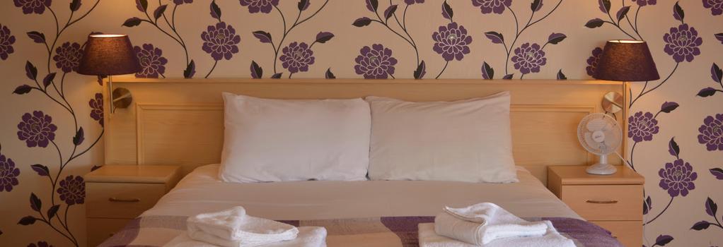 더 안클리프 호텔 - 블랙풀 - 침실