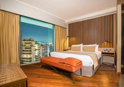Hotel Cumbres Vitacura - 산티아고 - 침실