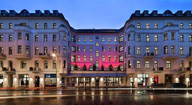 럭스 11 베를린 미테 - 베를린 - 건물