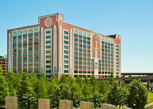 St. Louis City Center Hotel