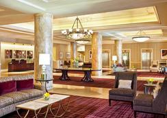 St. Louis City Center Hotel - 세인트루이스 - 로비