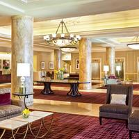 St. Louis City Center Hotel Lobby