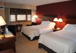 Adams Mark Hotel And Conference Center - 캔자스시티 - 침실