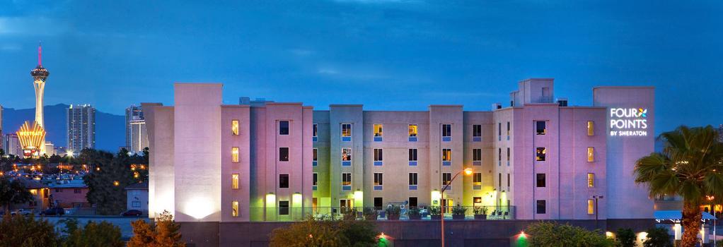 포 포인트 바이 쉐라톤 라스 베가스 이스트 플라밍고 - 라스베이거스 - 건물