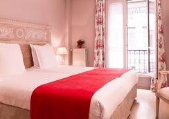 호텔 테일러 - 파리 - 침실