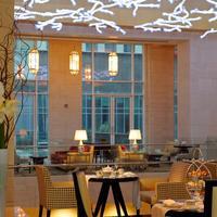 더 리츠 칼튼 두바이 국제 파이낸셜 센터 The Lobby Lounge