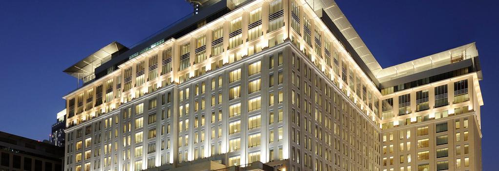 더 리츠 칼튼 두바이 국제 파이낸셜 센터 - 두바이 - 건물