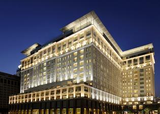 더 리츠 칼튼 두바이 국제 파이낸셜 센터