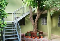 Hotel Casa de Angeles - 마나과 - 파티오