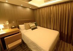 까사 디럭스 호텔 - 홍콩 - 침실