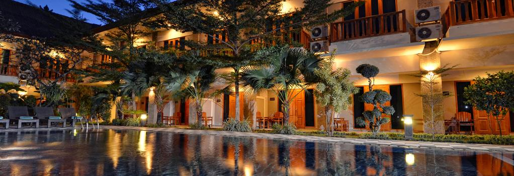 타만 로사니 호텔 앤 빌라 - 쿠타 - 건물