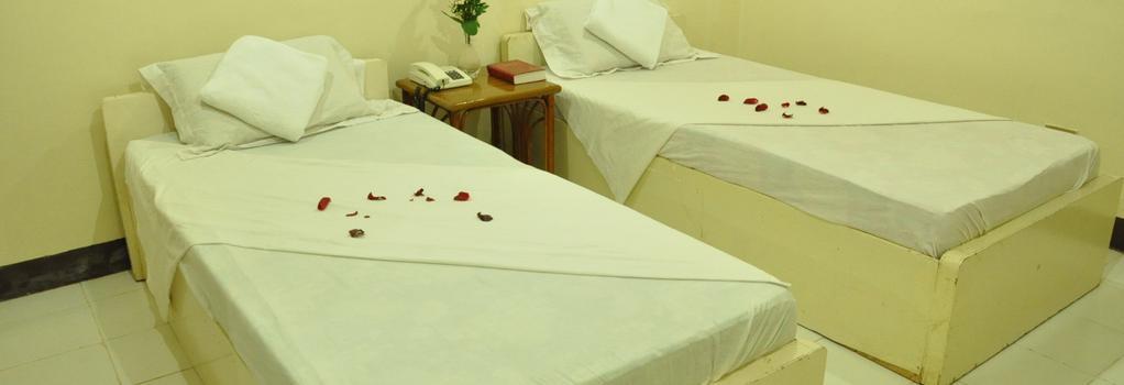 시버드 인터내셔널 리조트 - 카티클랜 - 침실