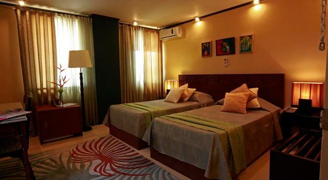 마닐라 매너 호텔 - 마닐라 - 침실