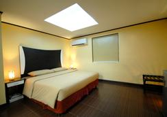 카사 보코보 호텔 - 마닐라 - 침실