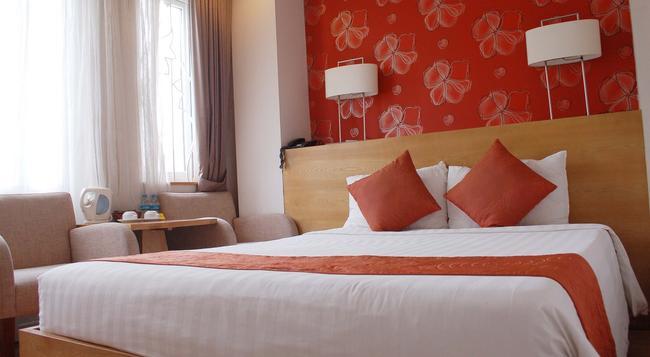 하노이 A1 호텔 - 하노이 - 침실