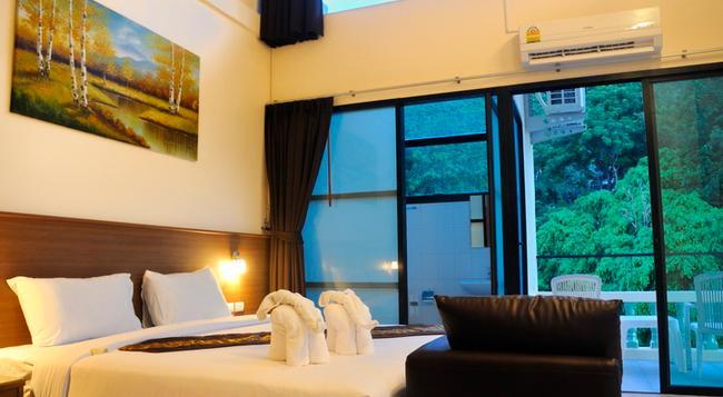 더 웨이브 호텔 파통 - 빠통 - 침실