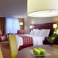 암스테르담 메리어트 호텔 Guest room