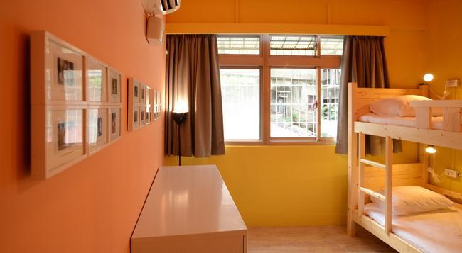Homewalk Guesthouse TPE - 타이베이 - 침실