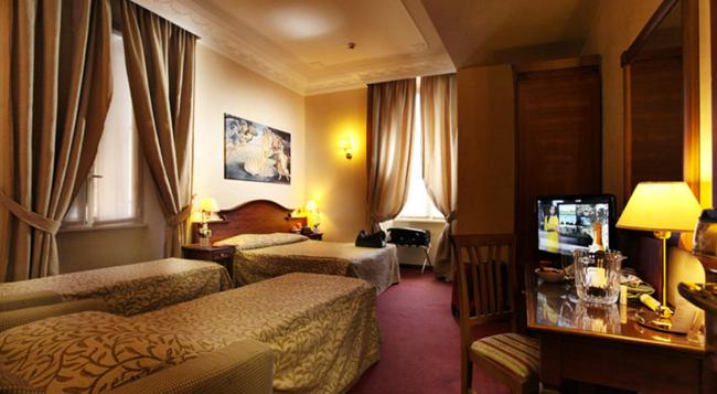 호텔 솔리스 - 로마 - 침실