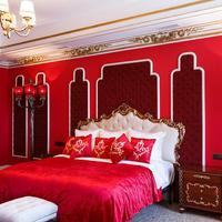 트레지니 팰리스 호텔 Guestroom